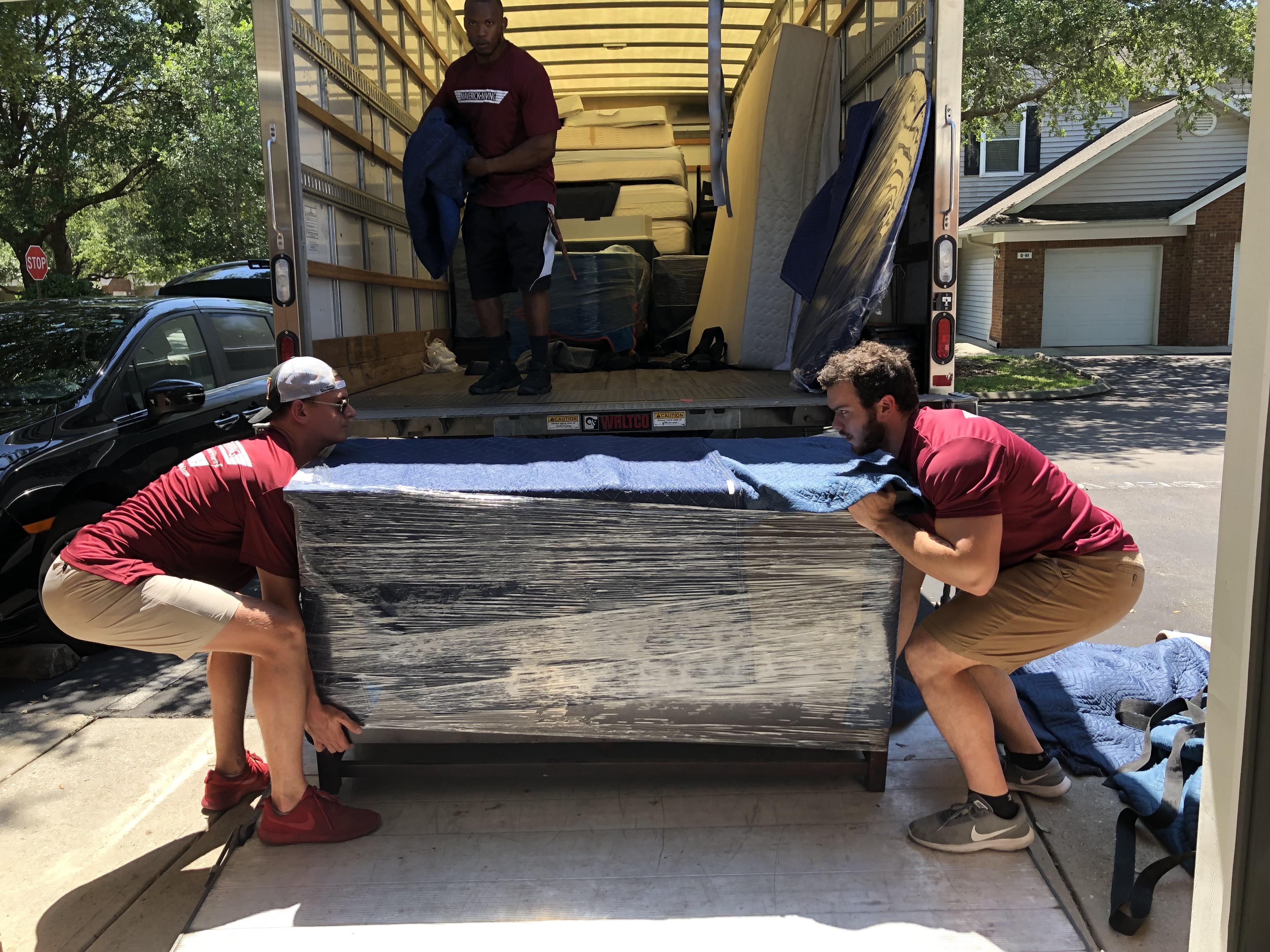 Home Maverick Moving Co
